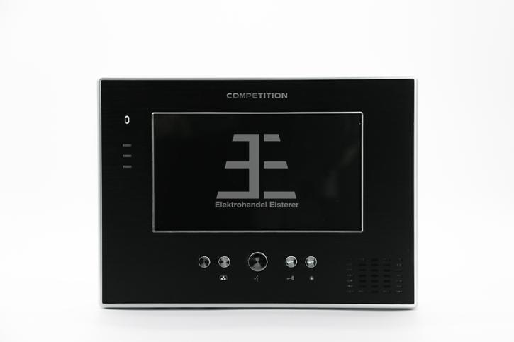 Bildschirm MT373C-CK2 schwarz / Alu / 7 Zoll