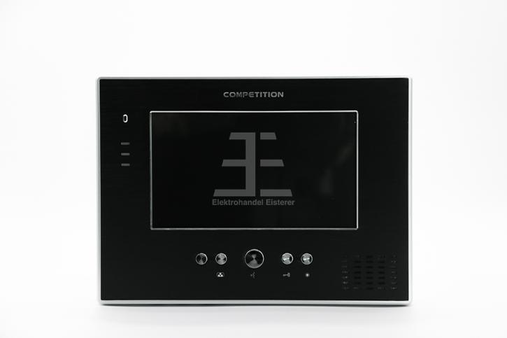 Bildschirm MT373C-CK2S schwarz / Alu / 7 Zoll / Bildspeicher