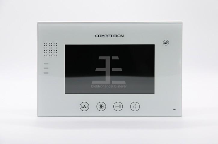 Bildschirm MT670C-CK2PT weiß / Glasfront / 7 Zoll
