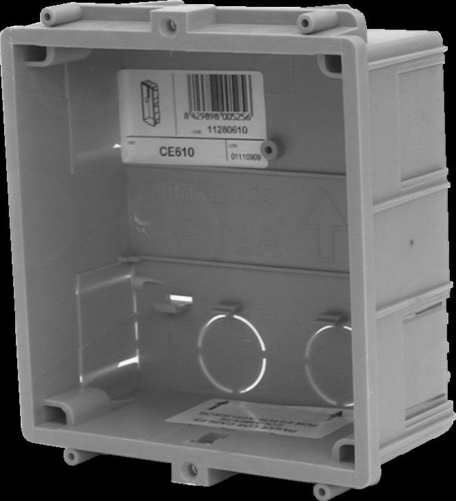 CE610 embedding box