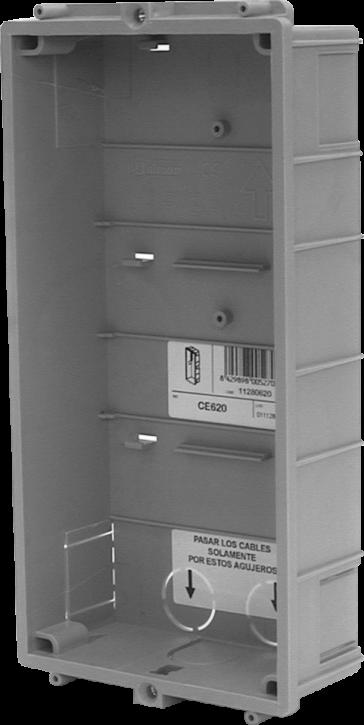 CE620 embedding box