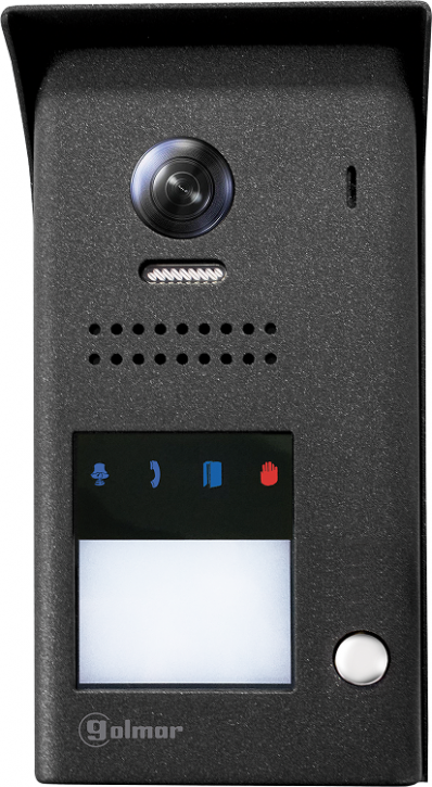 JAZZ/1 one push button colour video panel