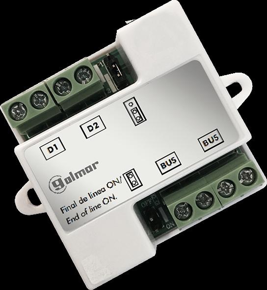 D2L-GB2 video distributor