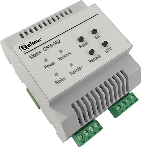 GSM-GB2 telephone interface