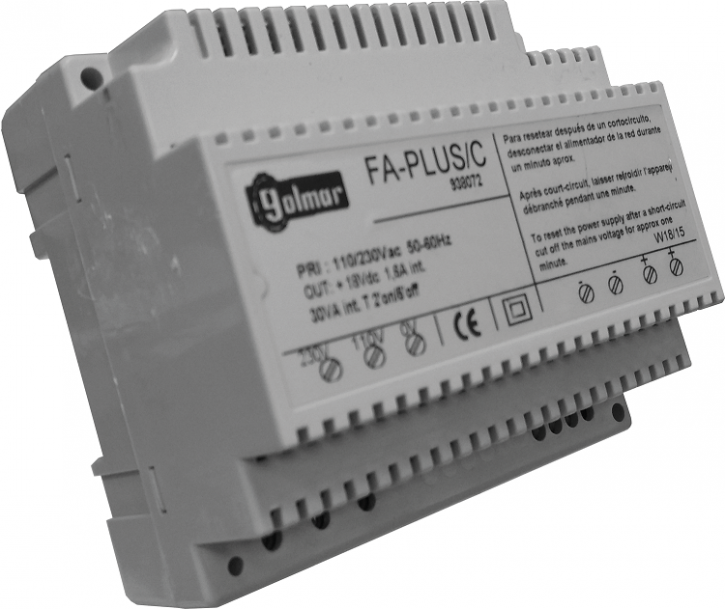 FA-Plus/C power supply