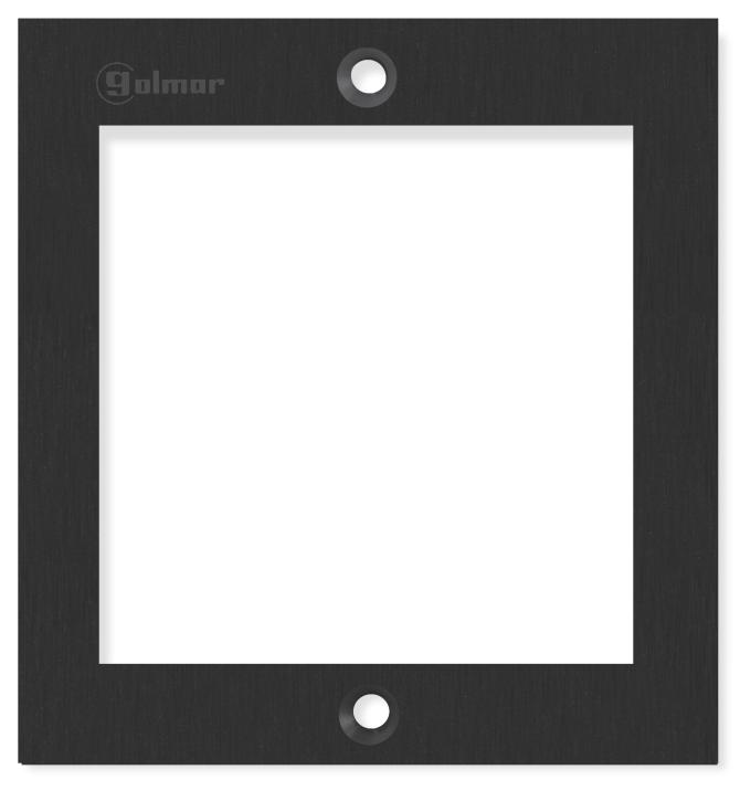 NX6001 BLACK assembling frame