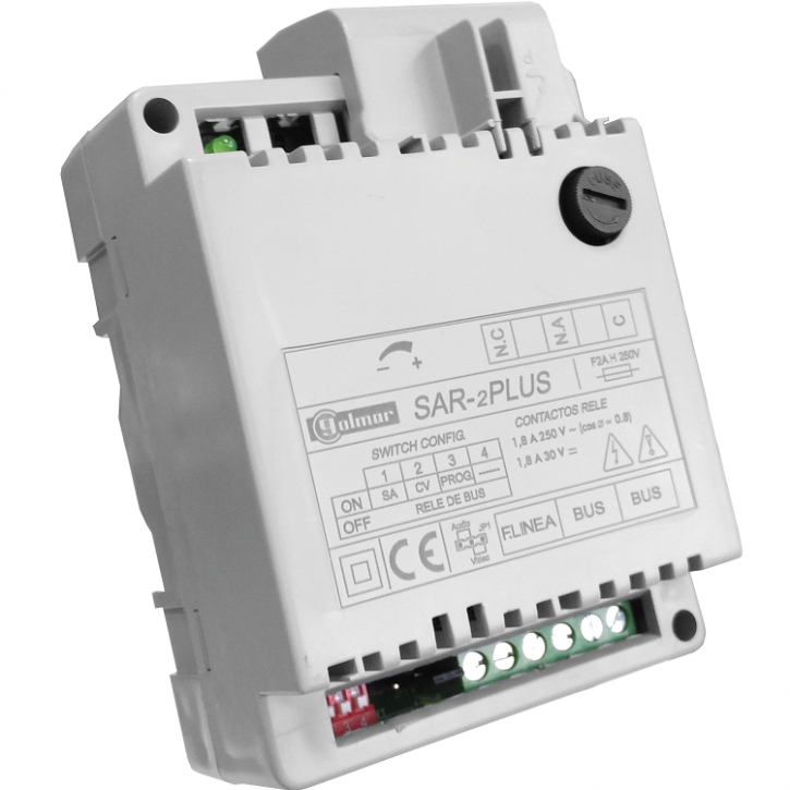 SAR-2Plus digital relay unit