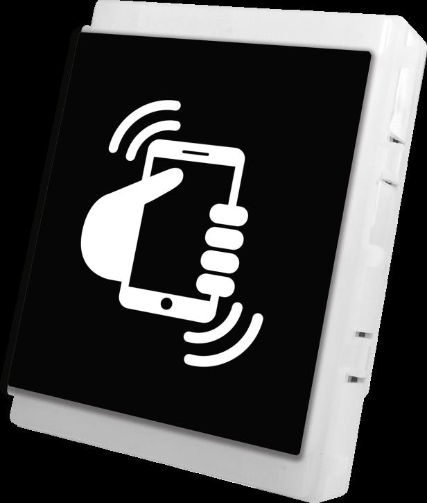 EL4502/NFC reader