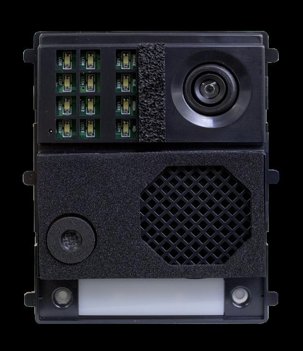 EL632/PLUS P/T sound module with colour camera