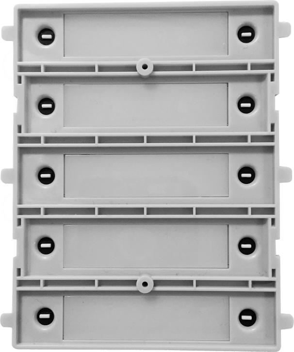 EL610A push buttons electronic module