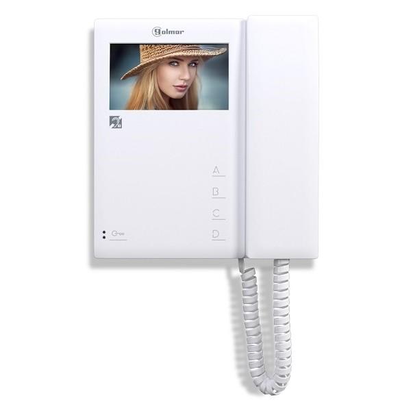 "TEKNA-V2 PLUS compact 4.3"" Video Monitor"