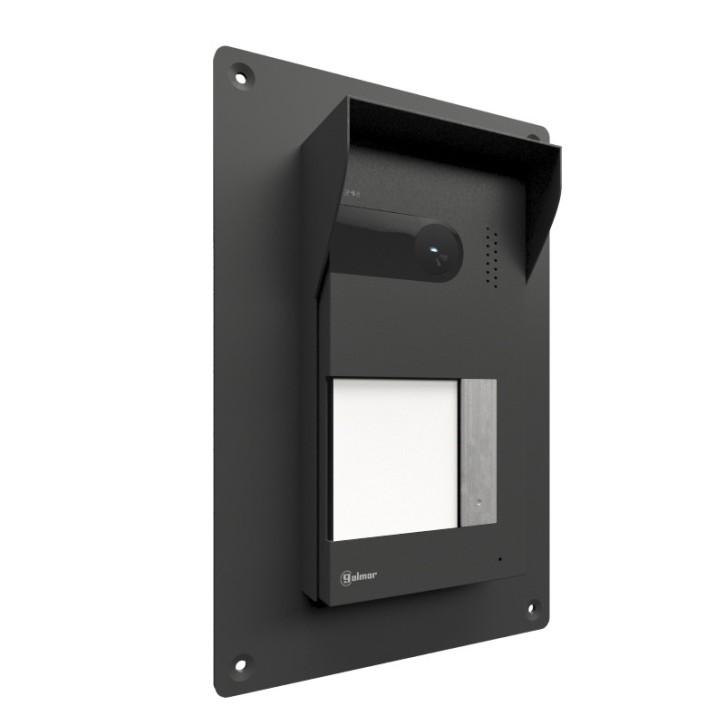 MAC-SOUL Abdeckplatte zur Montage einer SOUL Türstelle (über Montageort einer alten Anlage)