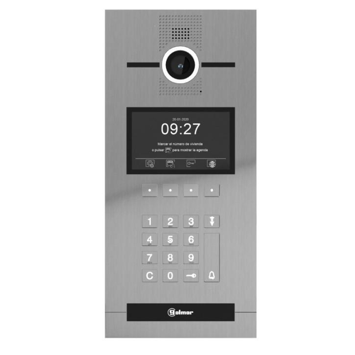 IP 6502/G+ Türstelle Silber