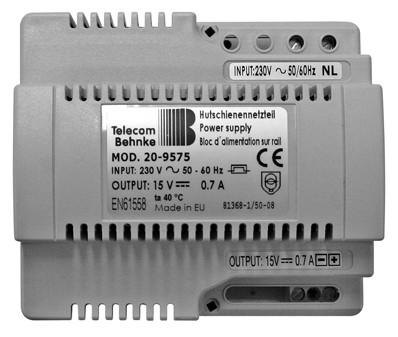 Original-Netzteil für myintercom one 20-9575