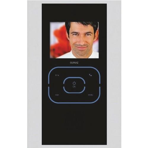 """M3755E 3,5"""" TACTILE Monitor, UP-Montage, mit Bildspeicher"""