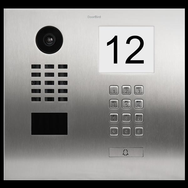 Doorbird D2101IKH Netzwerk-Video-Sprechanlage (LAN)