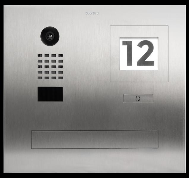 Doorbird D2101FPBI Netzwerk-Video-Sprechanlage (LAN)
