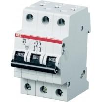 ABB S203-B25 Leitungsschutzschalter 3-polig
