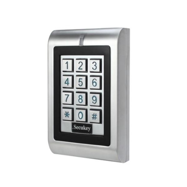 Codetastatur SK1 mit RFID Leser, 2 Relais