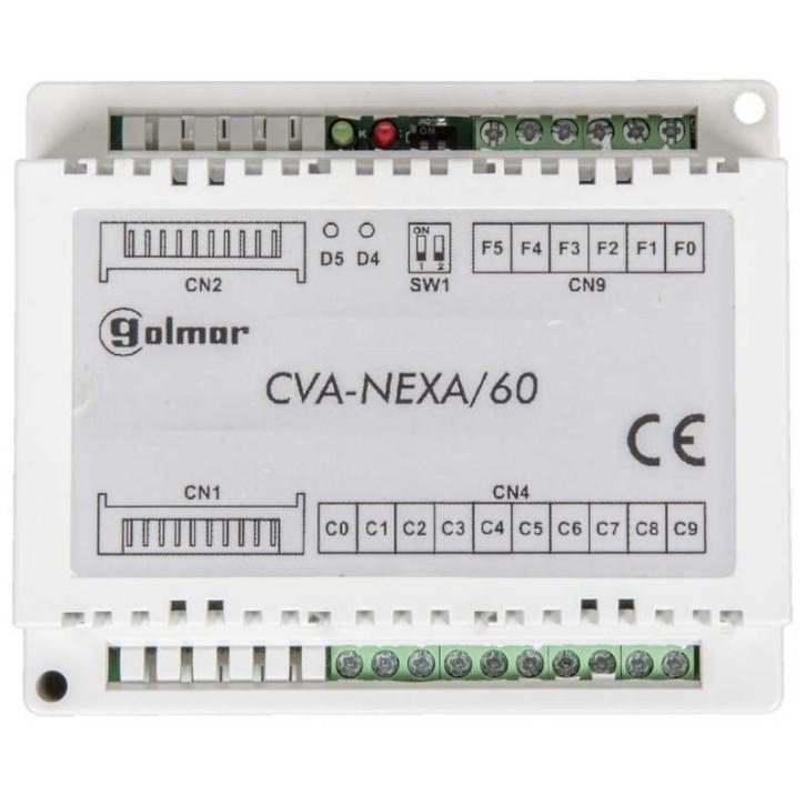 CVA-NEXA/60 Tastereingang für 60 Wohnungen