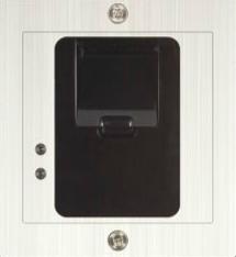 DH16A-601Z Fingerprint / Unterputz / Edelstahl / 1 Schaltrelais