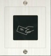 DH16A-601DT RFID-Leser Unterputz / Edelstahl / 1 Schaltrelais