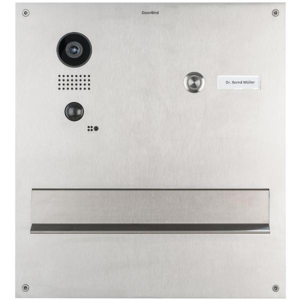 Doorbird D203 Netzwerk-Video-Sprechanlage (WLAN oder LAN)
