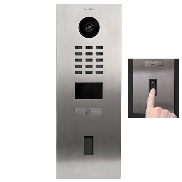 Doorbird D2101FV EKEY Netzwerk-Video-Sprechanlage (LAN)