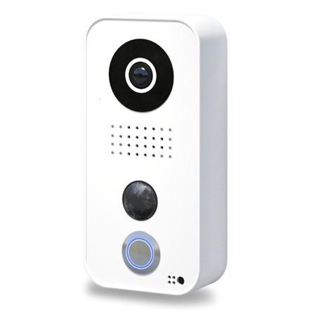 Doorbird D101 Netzwerk-Video-Sprechanlage (WLAN oder LAN)