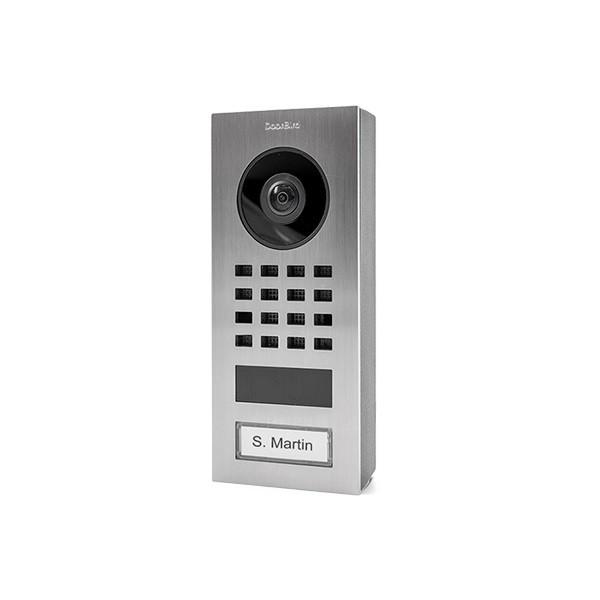 Doorbird Aufputz D1101V Netzwerk-Video-Sprechanlage (WLAN oder LAN)