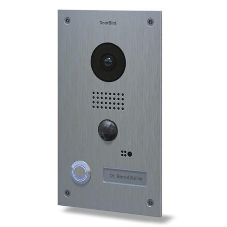 Doorbird D202 Netzwerk-Video-Sprechanlage (WLAN oder LAN)