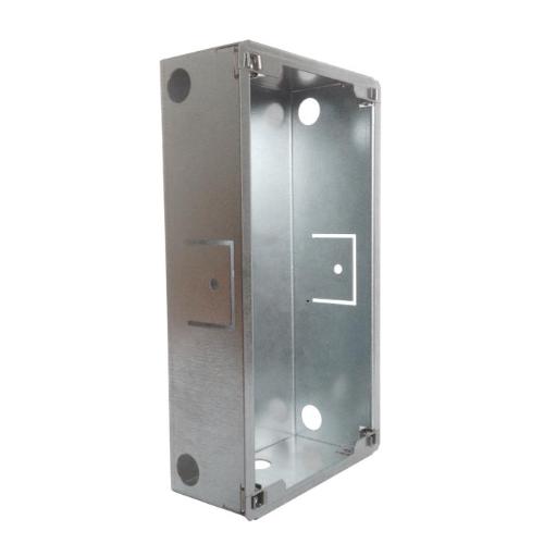 ABV075 - Doorbird D2101V Netzwerk-Video-Sprechanlage (LAN) - V2A Front