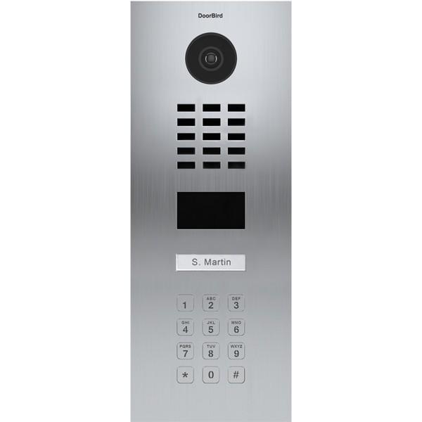 Doorbird D2101KV Netzwerk-Video-Sprechanlage (LAN)