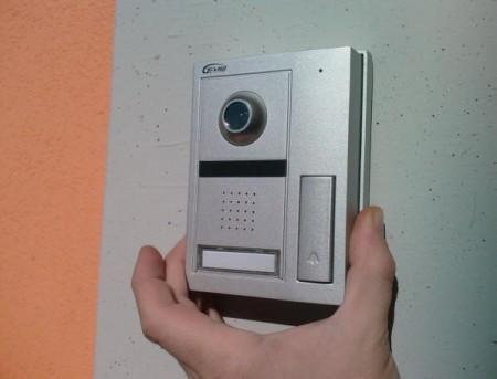 F5S50-C Aufputztürstation
