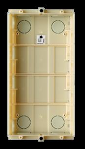 G0704 Unterputzschale Türstation ALEA 4 Module