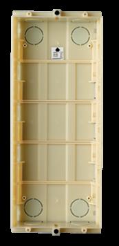 G0705 Unterputzschale Türstation ALEA 5 Module