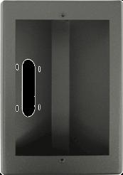 G1053 45 Grad Aufputz-Montagebox 3 Module