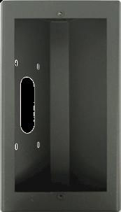 G1054 45 Grad Aufputz-Montagebox 4 Module