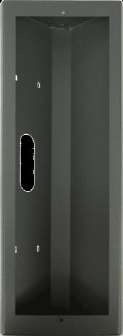 G1057 45 Grad Aufputz-Montagebox 7 Module