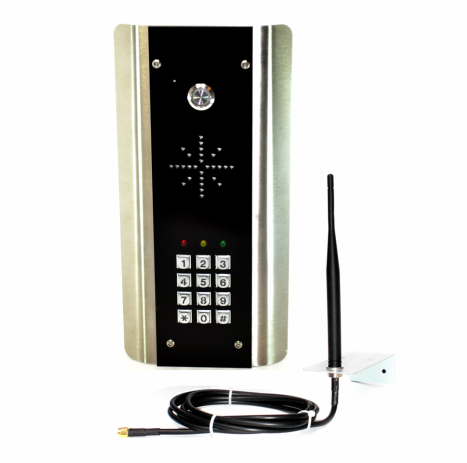 GSM-5ABK/3GE Audio-Sprechanlage