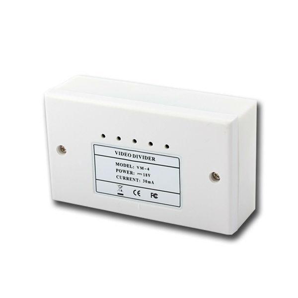 ABV251 - VM-4 Videoverteiler 4-fach