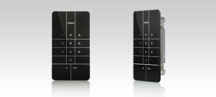 SOREX Door Phone & Code