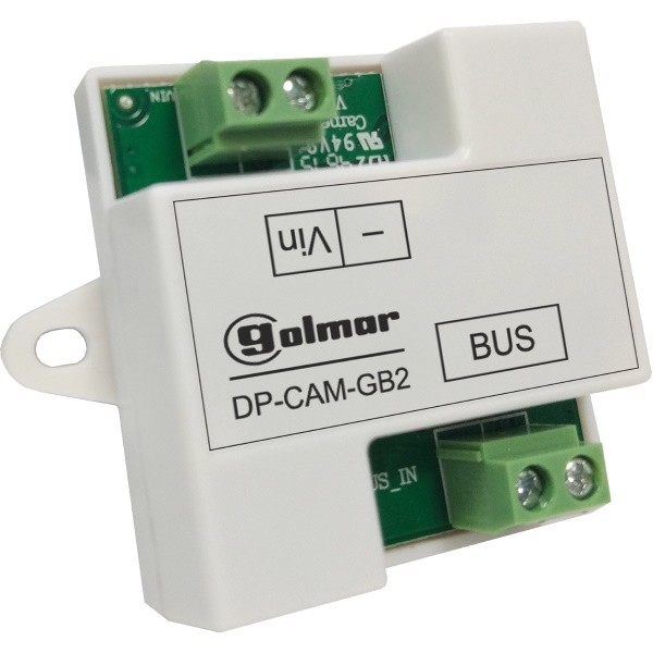 DP-CAM-GB2 Einspeisung für externe Kamera