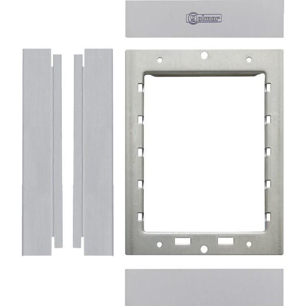 N6001/AL Frontsystem Nexa Aluminium