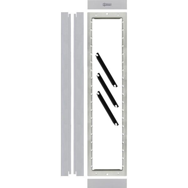 N6004/AL Frontsystem Nexa Aluminium