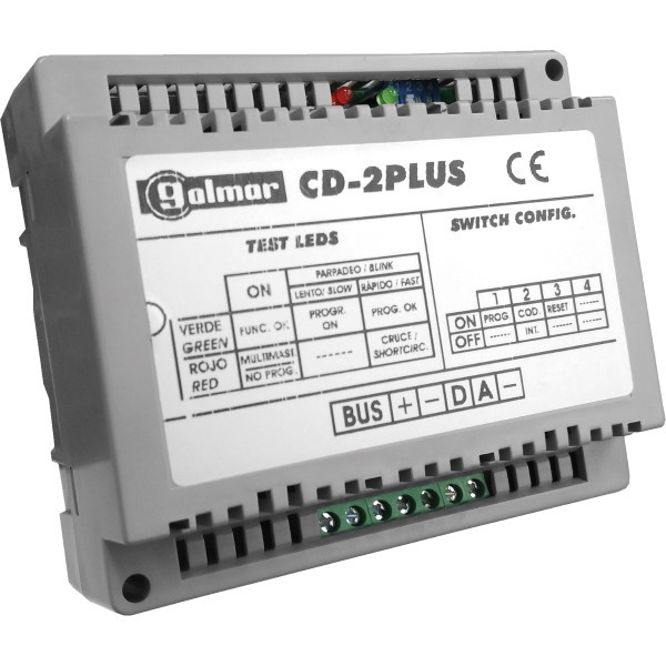 CD-2Plus gateway