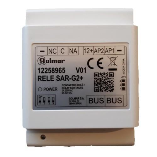SAR-G2+ - Für Türschaltkontakt im Hausinneren