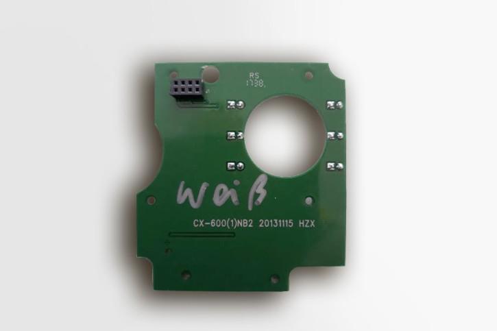 Ersatzplatine SAC701C-CK SAC601C-CK (LED-Platine, weiße LED's)