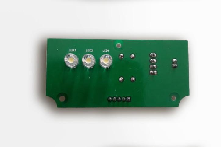 Ersatzplatine SAC701C-MC4 SAC701DN-MC4 (LED-Platine, weiße LED's)
