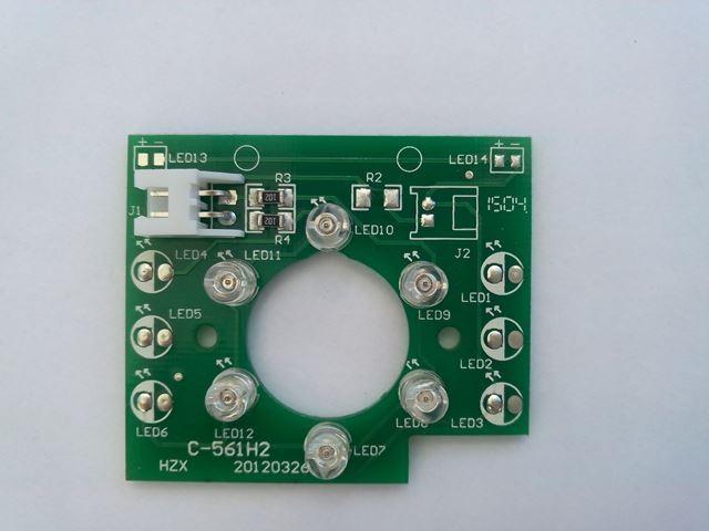 Ersatz-LED-Platine für Modelle 561/562/563